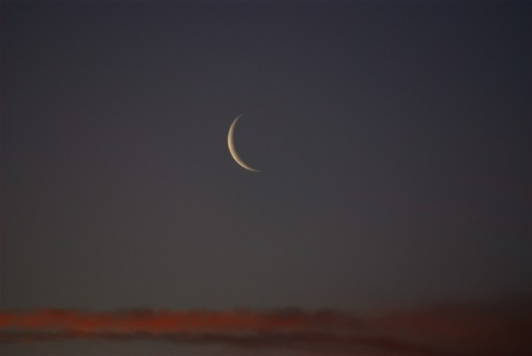 new-moon-at-sunset